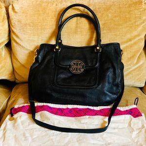 Tory Burch Pebbled leather Crossbody/Handbag style